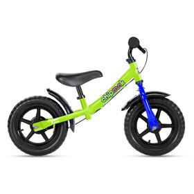 "RoyalBaby ChipMunk Bici senza pedali in acciaio 12"" Bambino, verde"